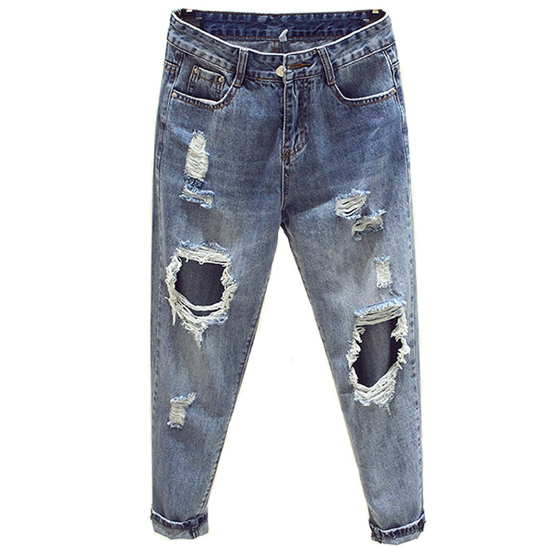 Jeans for women Loose