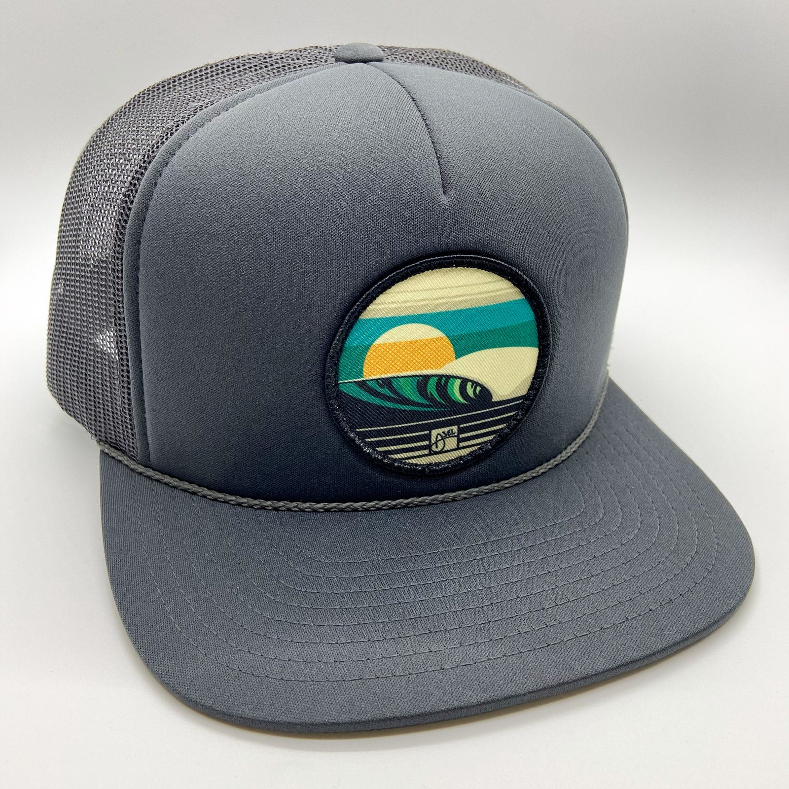 Hat: Ola Verde Trucker (SOLD OUT)