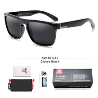 KDEAM Polarized Sunglasses Men Classic Design