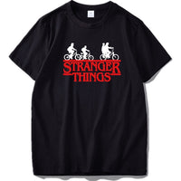 Stranger Things T Shirt TV Show Third Season