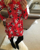 Autumn Winter Christmas Dress New