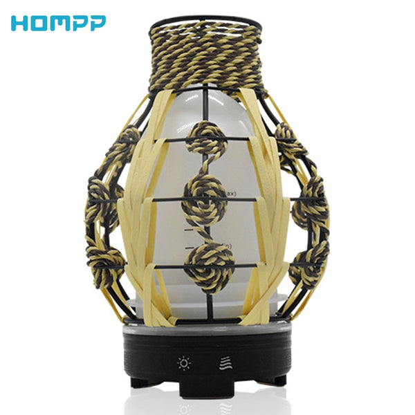 Hemp Rope Ball Aroma Essential Oil Diffuser