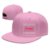 Print Custom Baseball Cap Hip Hop