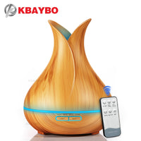 400ml Aroma Essential Oil Diffuser 7color changing LED