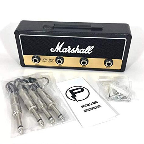 Key Storage Marshall Guitar Keychain Holder
