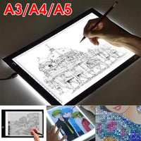 A3 A4 A5 Graphics  LED Drawing Tablet, Art Stencil Drawing Board