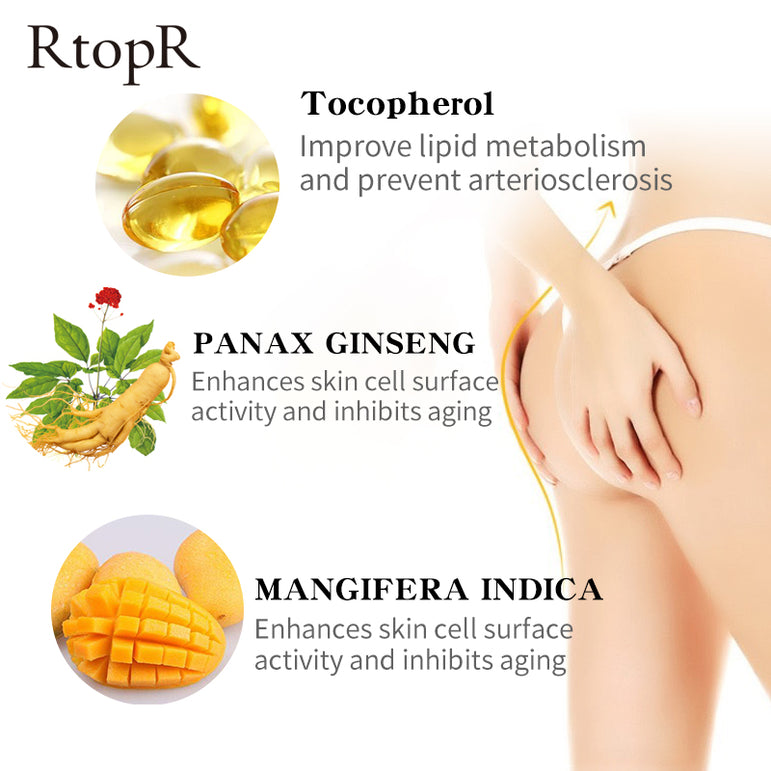 Mango Sexy Buttock Enhancement Cream Firming buttock Effective Shape Hip Curve