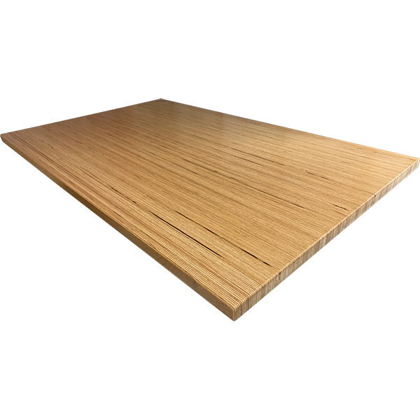 96x18 BauBuche Tabletop - The Giving Table