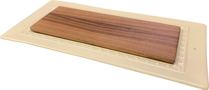 Walnut Insert for Nora Fleming Bread Tray - The Giving Table