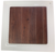 Walnut Insert for Nora Fleming Square Platter - The Giving Table