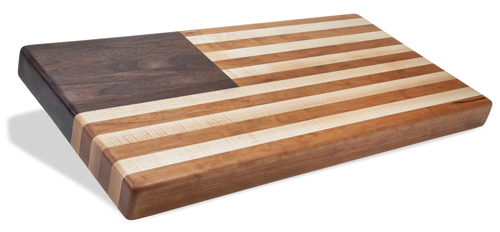 American Flag - The Giving Table