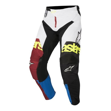Racer Flagship Pants 18 (RED WHITE AQUA)