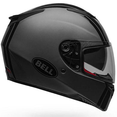 BELL RS-2 RALLY M/G BLK/TI