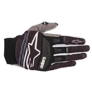 Techstar Gloves 19 BLK/WHT