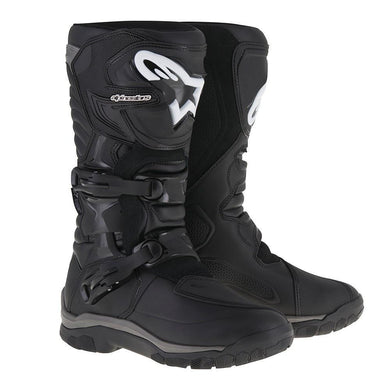 Alpinestars Drystar Corozal Adventure Leather Boots BLK