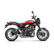 Load image into Gallery viewer, Akrapovic KAWASAKI Z900 RS / CAFE 18-20 Slip-On Line (Titanium)