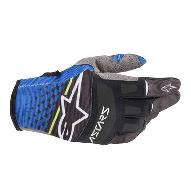 Alpinestars 2020 Techstar Gloves BLU/BLK