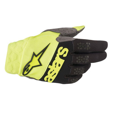 Racefend Gloves 19 YEL/BLK