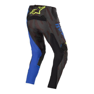 Alpinestars Techstar Factory 20 MX Pants BLK/BLU/YEL