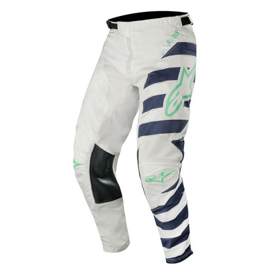 Racer Braap Pants 19 (GREY NAVY TEAL)