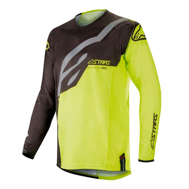 Techstar Factory Jersey 19 (BLACK YELLOW)