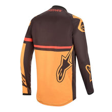 Load image into Gallery viewer, Alpinestars Racer Tech Compass 20 MX Jersey BLK/ORG