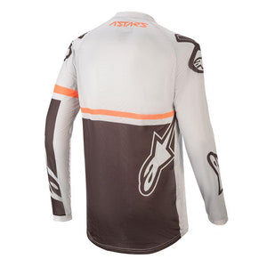 Alpinestars Racer Tech Compass 20 MX Jersey Grey/Black