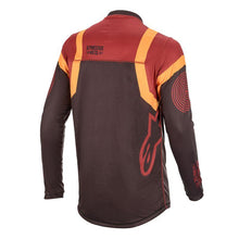 Load image into Gallery viewer, Alpinestars Racer Tech Flaghsip 20 MX Jersey BLK/BOR/ORG