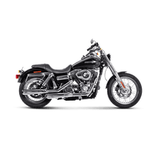 Load image into Gallery viewer, Akrapovic HARLEY-DAVIDSON DYNA FXD SUPER GLIDE 06-14 Slip-On Line (Chrome)