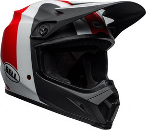 BELL MX-9 MIPS PRESENCE BLK/WHT/RED