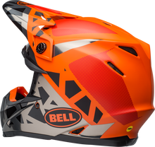Load image into Gallery viewer, BELL MOTO-9 MIPS TREMOR - Black/Orange