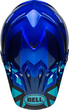 Load image into Gallery viewer, BELL MOTO-9 MIPS TREMOR - Blue/Black