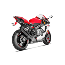 Load image into Gallery viewer, Akrapovic YAMAHA YZF-R1 15-16 Slip-On Line (Carbon)
