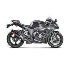 Load image into Gallery viewer, Akrapovic KAWASAKI NINJA ZX-10R 16-20 Slip-On Line (Carbon)