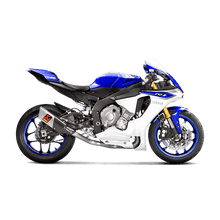 Load image into Gallery viewer, Akrapovic YAMAHA YZF-R1 15-19 Optional Link Pipe/Collector (Titanium)