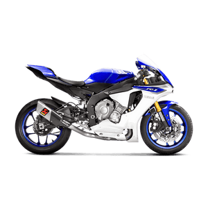 Akrapovic YAMAHA YZF-R1 15-19 Optional Link Pipe/Collector (Titanium)