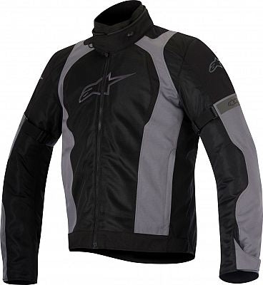 Amok Air Drystar Jacket (BLACK D GREY)