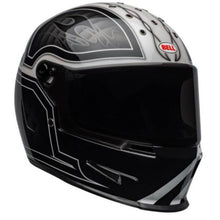 Load image into Gallery viewer, BELL ELIMINATOR OUTLAW BLK/WHT