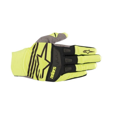 Techstar Gloves 19 YEL F/ BLK