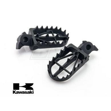 DRC Wide Foot Pegs KLX
