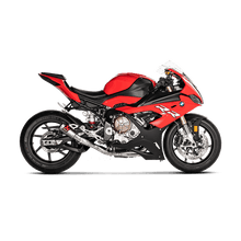 Load image into Gallery viewer, Akrapovic BMW S 1000 RR 19-20 Optional Header (Titanium)