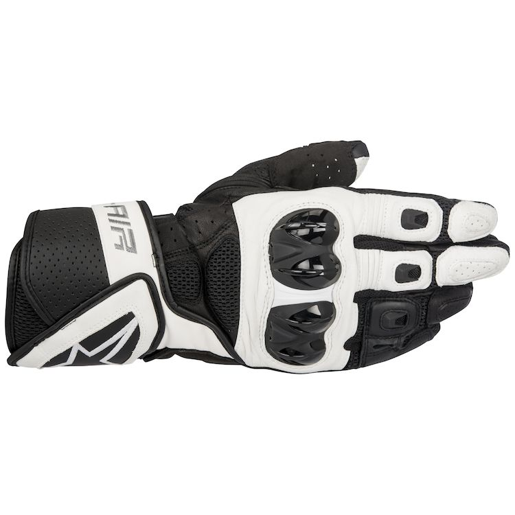 SP Air Gloves BLK/WHT