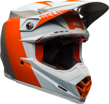Load image into Gallery viewer, BELL MOTO-9 FLEX DIVISION WHITE/ORANGE/SAND