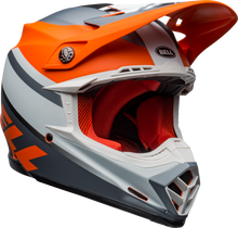 Load image into Gallery viewer, BELL MOTO-9 MIPS PROPHECY ORANGE/BLACK/GRAY