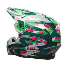 Load image into Gallery viewer, BELL MOTO 9 FLEX MC GRATH REPLICA (GREEN)