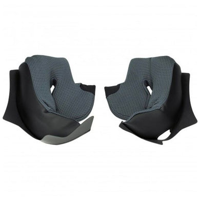 SHARK SKWAL/D-SKWAL CHEEK PADS (GREY)
