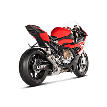 Load image into Gallery viewer, Akrapovic BMW S 1000 RR 19-20 Slip-On Line (Titanium)
