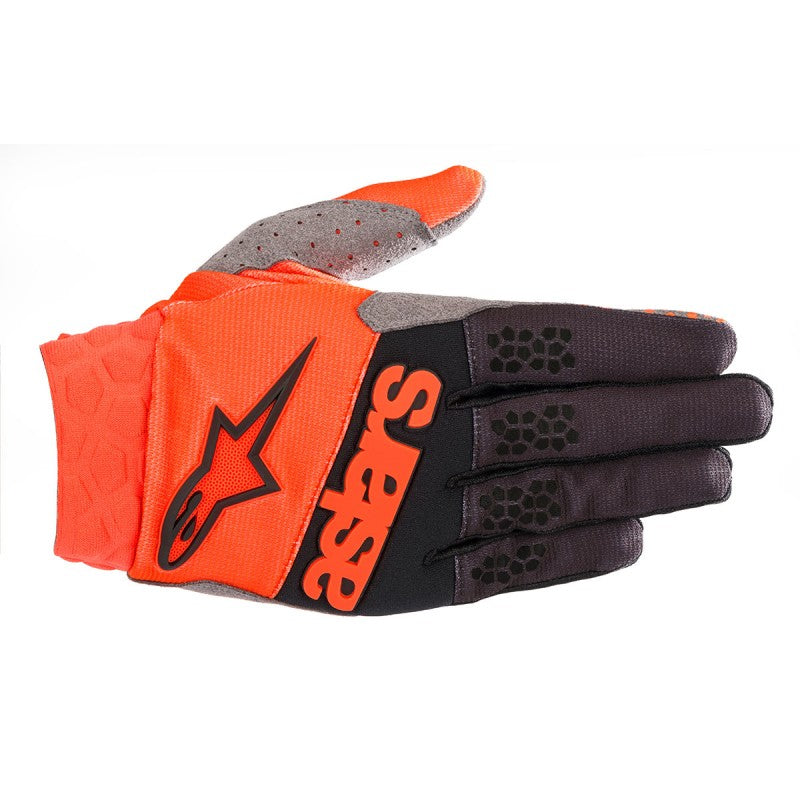 Racefend Gloves 19 ORG F/BLK