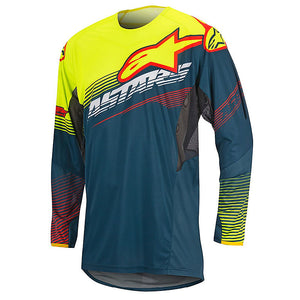 Techstar Factory Jersey 17 (LIME RED)