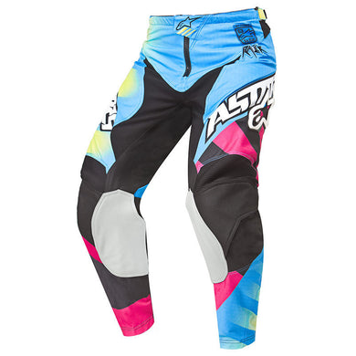 RACER BRAAP 15 PANTS (YELLOW CYAN MAGENTA)